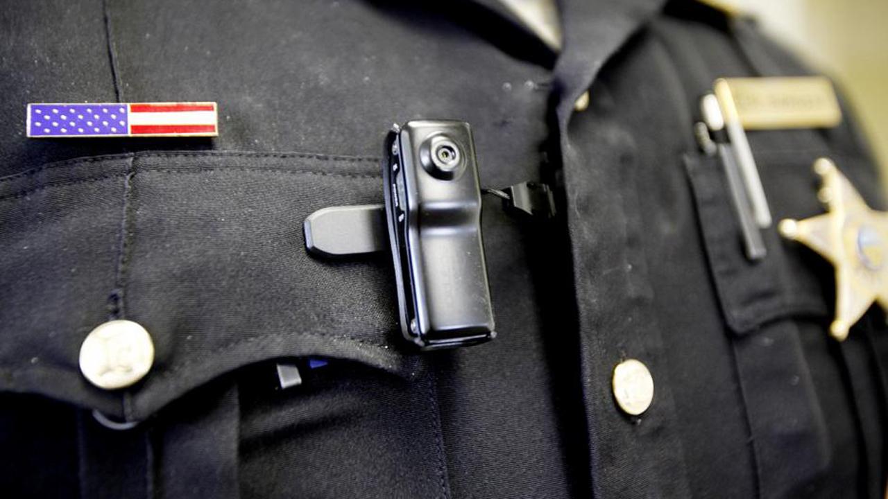 Police body worn camera