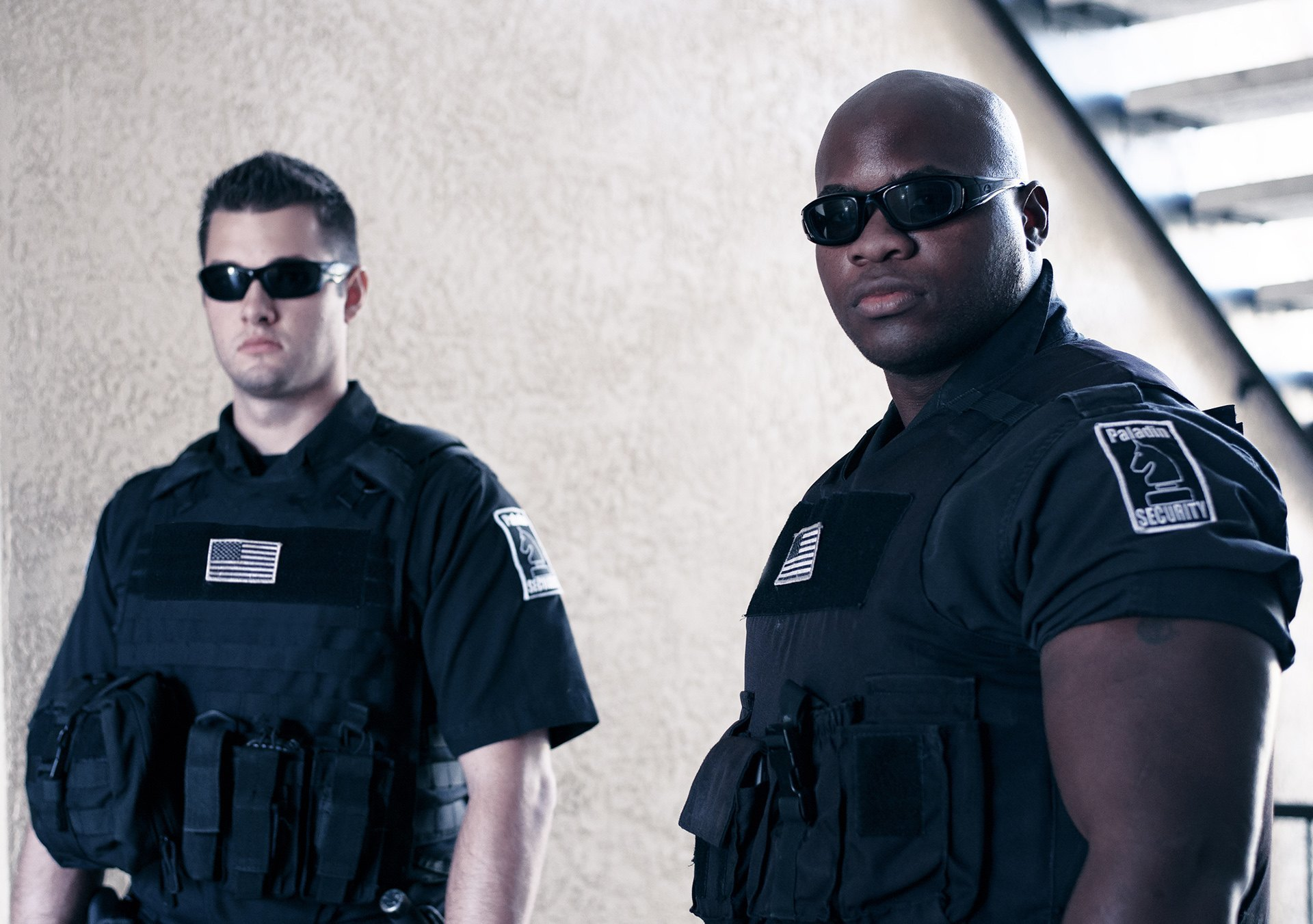 two-paladin-security-guards